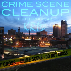 Crime Cleanup Little Rock AK