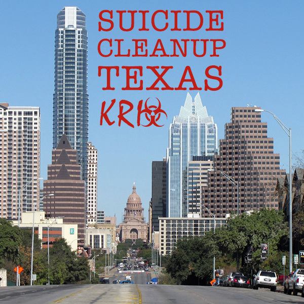 Texas Suicide Cleaning